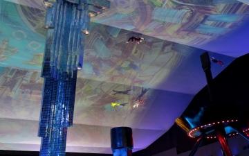 الصورة: « VR Park» في دبي مول أول حديقة للواقع الافتراضي