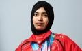 """الصورة: حمدة الحوسني تحرز أولى """"ذهبيات"""" الإمارات في """"الأولمبياد الخاص"""""""