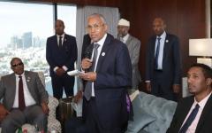 الصورة: جمهورية أرض الصومال تؤسس مكتباً تجارياً في الإمارات