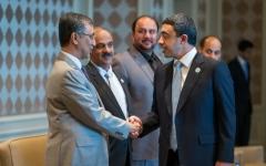 الصورة: عبدالله بن زايد: الإمارات وجهة عالمية للأعمال