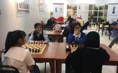 الصورة: 36 لاعبة يتأهلن لنهائيات بطولة المدارس للشطرنج