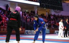 الصورة: بطولة «أم الإمارات» لجوجيتسو السيدات الجمعة