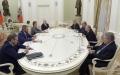 الصورة: بوتين: لا نسعى وراء سباق تسلّح ونريد حل الخلافات