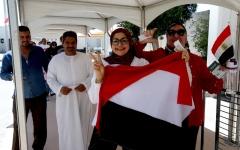 الصورة: 23 ألف مصري بالإمارات صوّتوا في الانتخابات
