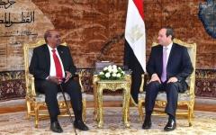 الصورة: قمة السيسي والبشير..اتفاق على تعزيز التعاون الأمني
