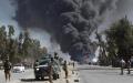 الصورة: قتلى بتفجيرين منفصلين  في أفغانستان