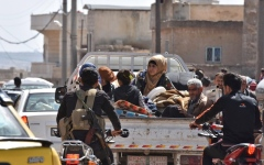 الصورة: أنقرة تخطط لتغيير ديمغرافي في عفرين