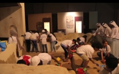 الصورة: افتتاح الدورة 13 لملتقى الشارقة للأطفال العرب الأحد المقبل