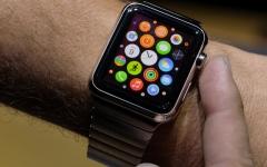الصورة: قريباً.. ساعة (ابل ووتش) بشاشة (MicroLED)