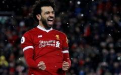 الصورة: محمد صلاح في طريقه لأن يصبح أغلى لاعب في العالم