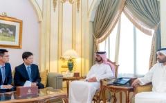 الصورة: عمار النعيمي: الإمارات تفتح آفاقاً أوسع للمستثمرين