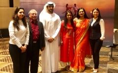 الصورة: «سياحة أبوظبي» تنظم حملة ترويج  في 4 مدن هندية