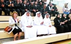 الصورة: الرميثي: الإمارات تُبهر العالم ببراعة التنظيم