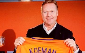الصورة: كومان يسعى لبث الروح في المنتخب الهولندي