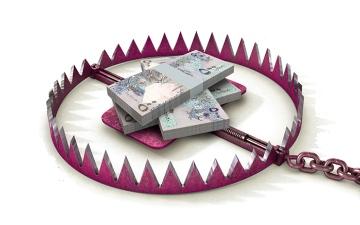 الصورة: قطر تحشد أموالها الملوثة لإسقاط قضية «الغفران»