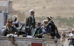 الصورة: الشرعية: الحوثيون قتلوا 13389 مدنياً