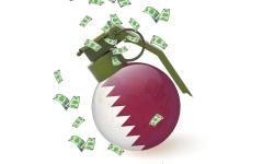 الصورة: «هوس السلاح»   يدفع تنظيم الحمدين لأحضان الخارج
