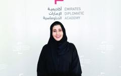 الصورة: أكاديمية الإمارات الدبلوماسية تُعيّن أول سفير للسعادة