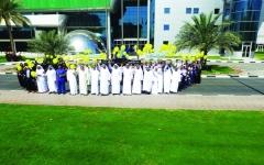 الصورة: فعاليات وأنشطة تواكب عام زايد في جمارك دبي