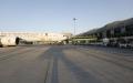 """الصورة: طيران الإمارات تدشن مطار مسقط الجديد بطائرة """"عام زايد"""""""