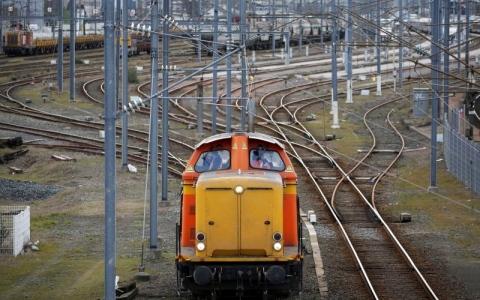 الصورة: شبكة إلكترونية تعرف بخطوط سكك الحديد العالمية