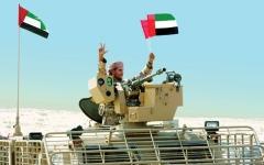 الصورة: القوات المسلحة الإماراتية.. دور ريادي في انتصـارات الجيش اليمني