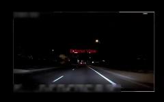 """الصورة: فيديو لحادث صدم سيارة """" أوبر"""" ذاتية القيادة لامرأة"""