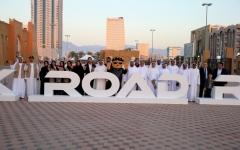 الصورة: أطول مسيرة للدراجات النارية تنطلق اليوم في رأس الخيمة