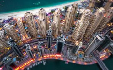 الصورة: دبي ضمن أفضل مدن العالم للزيارة في 2018