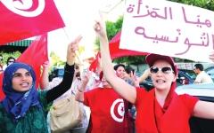 الصورة: تونس: القوانين تنتصر للمرأة بتجريم العنف ضد النساء