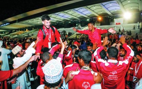 الصورة: ختام إنساني للأولمبياد الخاص