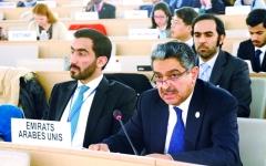 الصورة: الإمارات: انتهاكات الميليشيا تفاقم الأوضاع الإنسانية في اليمن
