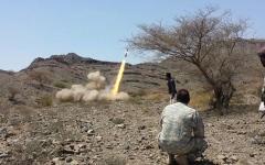 الصورة: الجيش اليمني يتقدم في لحج ويكبد الحوثيين خسائر كبيرة