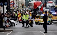 الصورة: الشرطة البريطانية تتعامل مع مركبة مشبوهة بمركز وستفيلد للتسوق غرب لندن