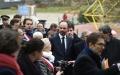 """الصورة: رئيس الوزراء الفرنسي: """"الوضع خطير"""" في عملية احتجاز الرهائن"""