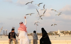 الصورة: الإمارات تنافس «أورلاندو» في استقطاب العائلات