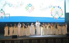 الصورة: 128 طفلاً يشاركون في ملتقى الشارقة للأطفال العرب