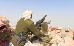 الصورة: قوات التحالف تدمر زورقين مفخخين لميليشيا الحوثي