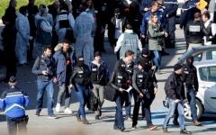 الصورة: وفاة ضابط بادل نفسه مع أحد الرهائن في هجوم فرنسا