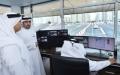 الصورة: تدشين الساحة الذكية لفحص السائقين بمركز دبي لتعليم قيادة السيارات