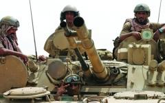 الصورة: تحالف دعم الشرعية يعيد الأمل إلى اليمنيين ويضع حداً للعبث بأمن المنطقة