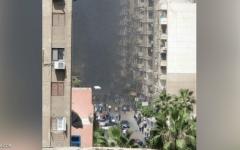 الصورة: مصر.. قتيلان وجرحى في انفجار استهدف مدير أمن الإسكندرية