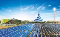الصورة: هيئة كهرباء ومياه دبي تشارك في تطوير محمية المرموم بستة مشروعات