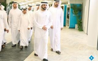 """حمدان بن محمد يطلق الدورة الرابعة من """"مسرعات دبي المستقبل"""""""