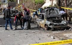 الصورة: الإمارات تدين التفجير الإرهابي وتتضامن مع مصر