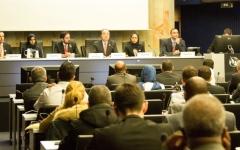 الصورة: الإمارات رئيساً لمنتدى القمة العالمية لمجتمع المعلومات لعام 2018