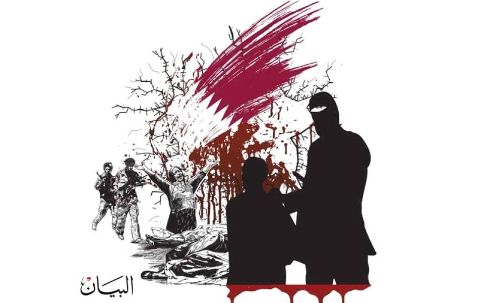 الصورة: خبراء: مؤامرات «تنظيم الحمدين» تعصف بعلاقات واشنطن والدوحة