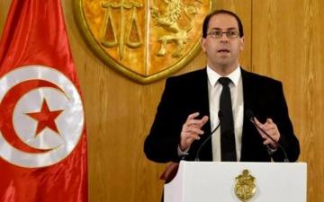 الصورة: تفجّر الخلافات بين حكومة الشاهد والنقابات في تونس