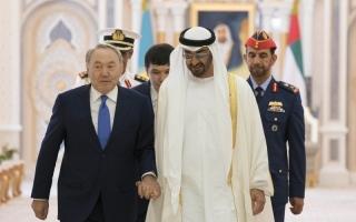 محمد بن زايد: الإمارات بقيـادة خليفة حريصة على بناء جسور التعاون مع دول العالم