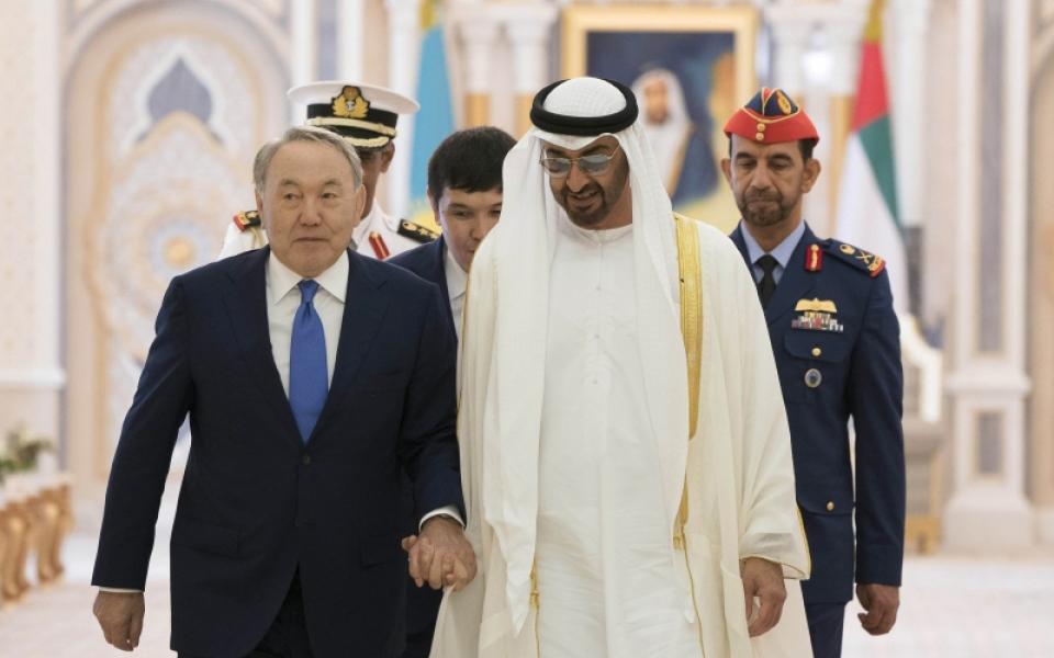 الصورة: محمد بن زايد: الإمارات بقيـادة خليفة حريصة على بناء جسور التعاون مع دول العالم